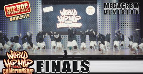 Kana-Boon! All Star - Japan (Gold Medalist MegaCrew Division) at HHI 2019 World Finals